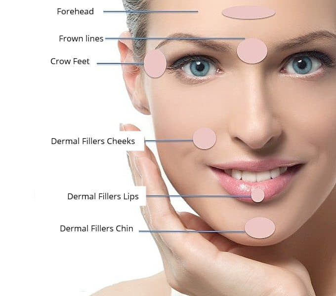 Facial aesthetic treatments in Clacton on sea at Admired Clinic