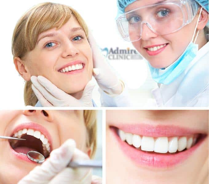 Dentist in Clacton offering high quality dental care and cosmetic dentistry at Admired clinic